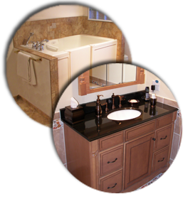 Bathroom Vanities Quad Cities quad cities bathroom remodeling - wrs construction