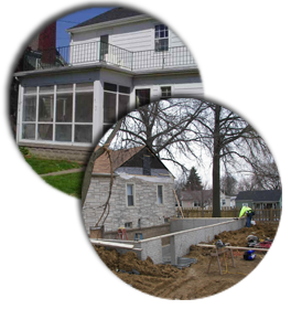 Room Additions and New Construction